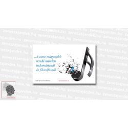 Hűtőmágnes idézetekkel - Ludwig van Beethoven