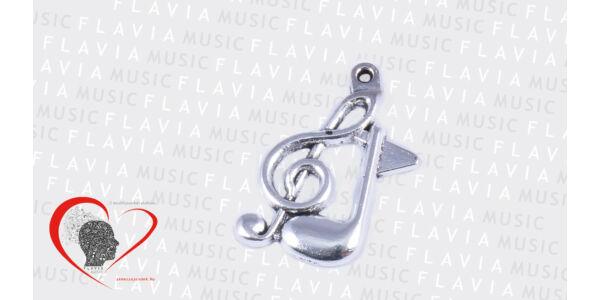 Charm - Violinkulcs hangjeggyel