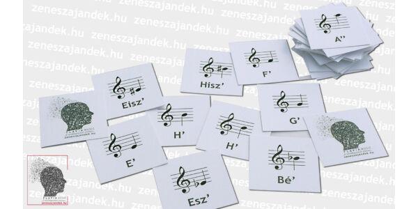 Memóriajáték - ABC-s hangokkal