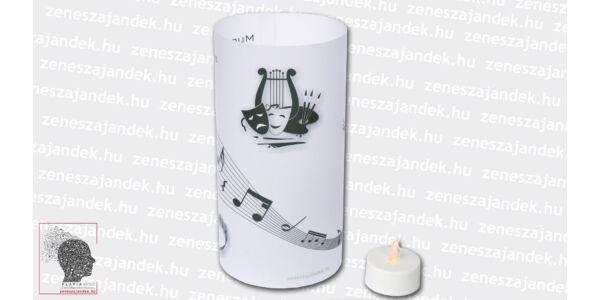 Zenész lámpás - Music & Arts