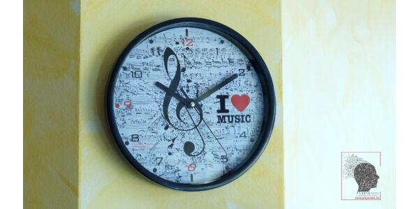 I Love Music - Falióra